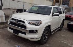 New Toyota 4-Runner 2017 White for sale
