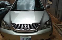 Sell grey 2007 Lexus RX automatic at mileage 92,000 in Port Harcourt