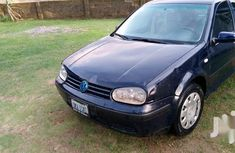 Selling 2004 Volkswagen Golf in good condition at mileage 120,000