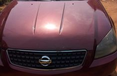 Nissan Altima 2006 2.5 S Red for sale