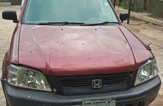 Sell well kept red 1999 Honda CR-V automatic in Oyo