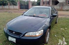 Sell used blue 2000 Honda Accord sports at cheap price