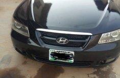 Hyundai Sonata 2008 Black for sale