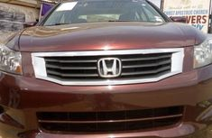 Sell well kept 2008 Honda Accord sedan automatic at price ₦2,350,000