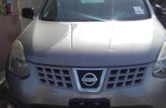 Sell used grey 2009 Nissan Rogue automatic at price ₦2,300,000