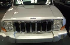 Need to sell used 2008 Jeep Commander at cheap price