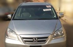 Used 2006 Honda Odyssey wagon  automatic for sale at price ₦1,750,000