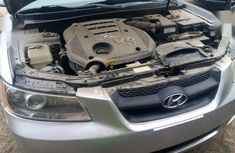 Hyundai Sonata 2006 Silver for sale