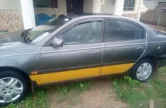 Toyota Avensis 2002 2.0 D Verso Gray for sale