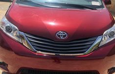 Clean and neat 2011 Toyota Sienna at mileage 80,000 for sale