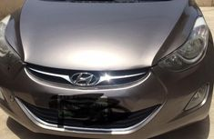 Hyundai Elantra 2012 GLS Brown for sale
