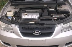 Hyundai Sonata 2008 Silver for sale