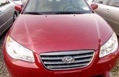 Selling red 2008 Hyundai Elantra at cheap price