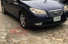 Need to sell cheap used blue 2008 Hyundai Elantra sedan in Lagos