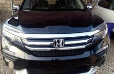 Sell well kept 2016 Honda CR-V at mileage 970 in Abuja