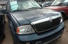 Lincoln Navigator 2004 4x4 Luxury Blue for sale
