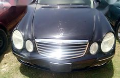 Well maintained 2008 Mercedes-Benz E350 sedan for sale at price ₦4,000,000