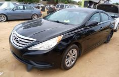 New Hyundai Sonata 2011 Black for sale