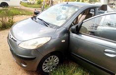 Hyundai i10 2006 Gray for sale