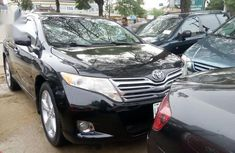 Used black 2010 Toyota Venza automatic at mileage 159,862 for sale