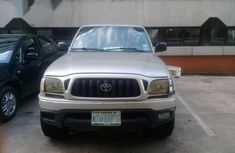 Sell beige 2004 Toyota Tacoma at mileage 80,236 in Lagos at cheap price