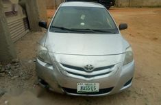 Toyota Yaris 2006 Verso 1.5 Gray for sale