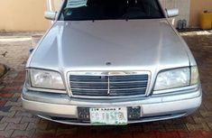 Mercedes-Benz C180 2001 Silver for sale