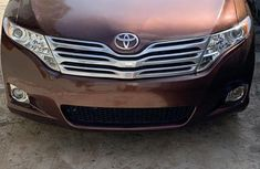Toyota Venza V6 2009 Red for sale