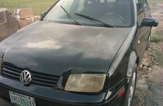 Sell well kept black 2002 Volkswagen Bora sedan in Oyo