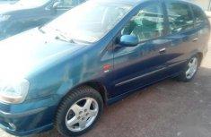 Nissan Almera 2000 1.8 Blue for sale