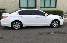 Used 2011 Honda Accord for sale at price ₦1,700,000 in Abuja