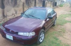 Honda Accord 2.0 D 1996 Red for sale