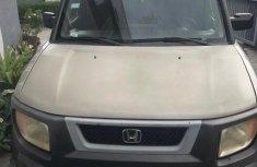 Honda Element 2003 Gray for sale