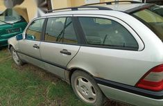 Mercedes-Benz C180 2004 Silver for sale