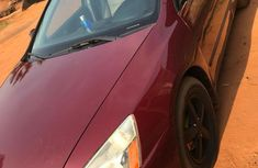 Honda Accord 2005 2.4 Type S Automatic Red for sale