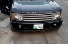 Rover Land 2004 Black for sale