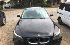 BMW 530i 2005 Black for sale