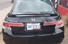 Sharp Honda Accord Full Option 2012 Model