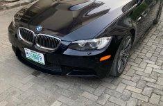 Clean BMW M3 2009 Convertible