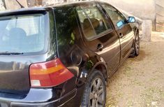 Clean 2002 Golf 4. Manual for sale