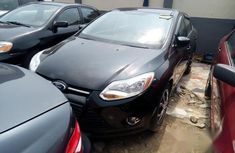 Ford Focus 2012 Black for sale