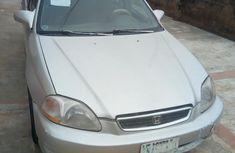 Honda Civic 1996 Silver for sale