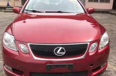 Need to sell cheap used red 2006 Lexus GS at mileage 165,544