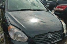 Sell well kept 2009 Hyundai Accent sedan manual in Ikeja