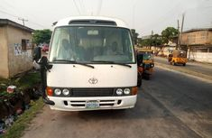 Need to sell used 2010 Toyota Coaster manual at cheap price