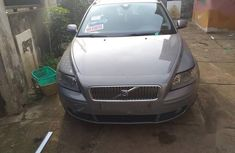 Volvo V50 2007 2.4i Gray for sale