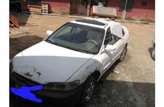 Selling 2001 Honda Accord automatic at price ₦600,000