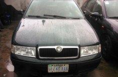Sell well kept green 2002 Skoda Octavia automatic