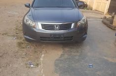 Best priced grey  2010 Honda Accord automatic in Lagos