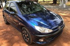 Used 2004 Peugeot 206 sports / coupe at mileage 125,700 for sale